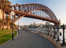 Beautiful Sydney.