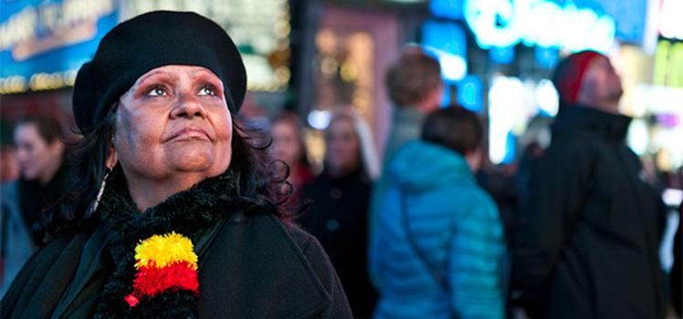 Marlene Cummins was an Indigenous woman