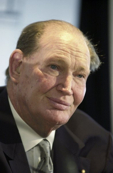 Kerry Packer was living proof of healthy wealth. Source: AAP.