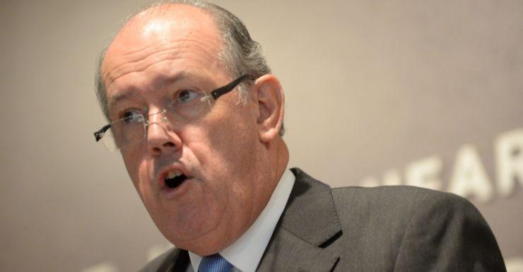 Defence Minister Senator David Johnston