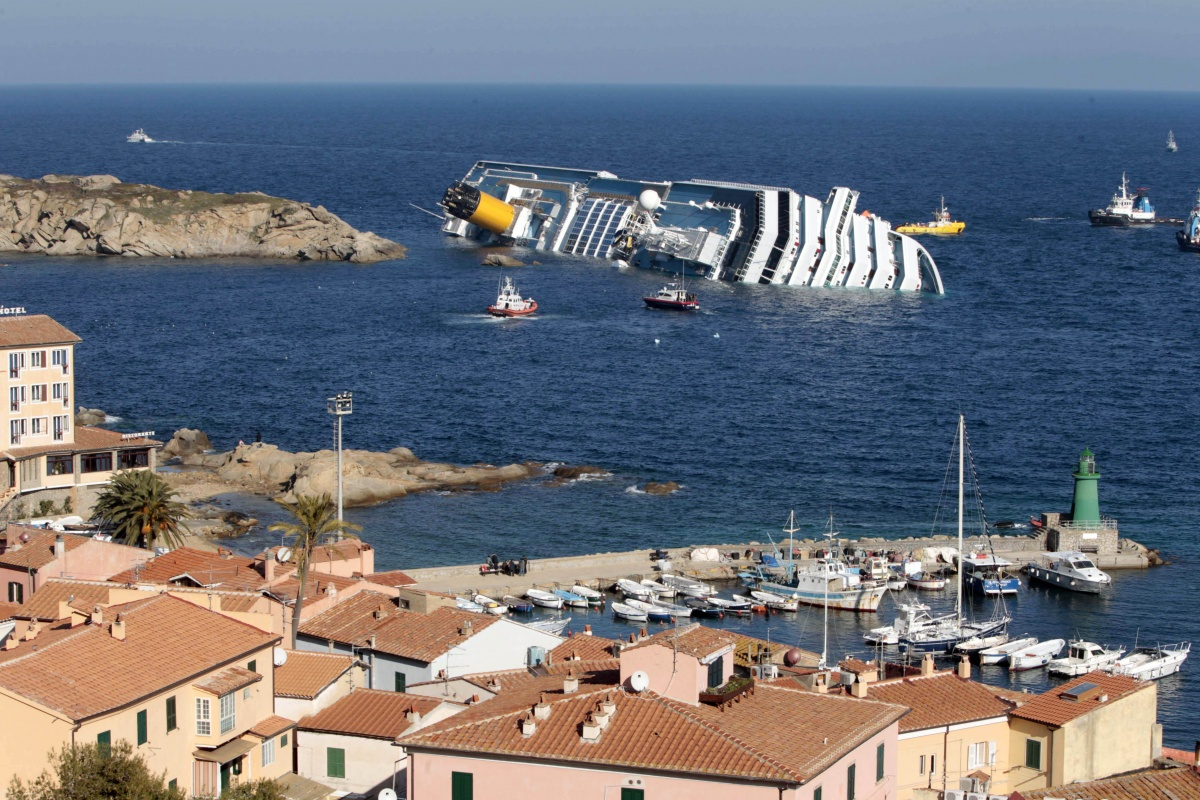 Costa Concordia captain heads to jail