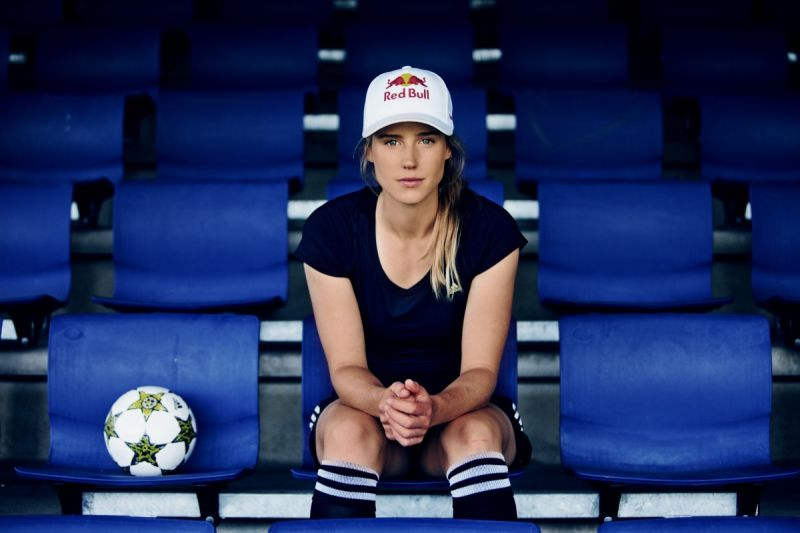 Australian Soccer and Cricket player Ellyse Perry. Source: Supplied.