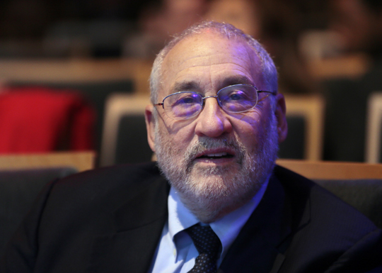 Joseph Stiglitz, medicare co-payment