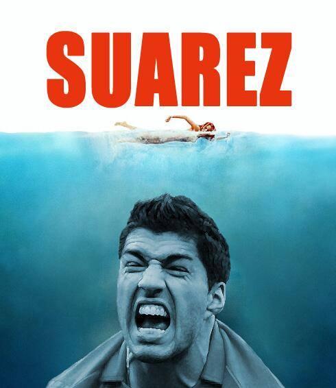 Luis-Suarez-Jaws-Movie-Poster