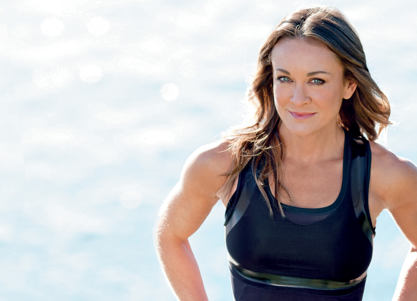 Michelle Bridges. Source: AAP.