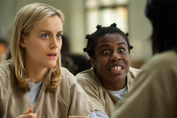 Orange Is the New Black is one of Netflix's most successful series. Photo: Netflix