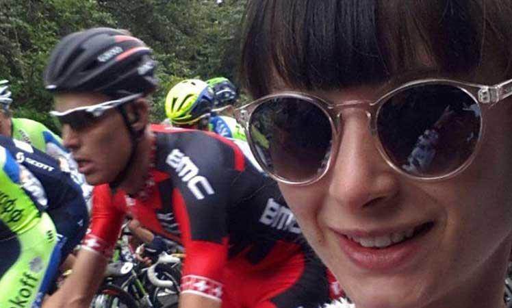 Tour-De-France-Selfie
