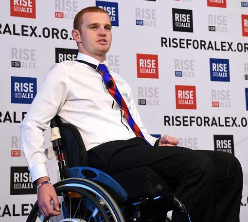 Alex McKinnon remains thankful for the opportunities rugby leage has provided him. Photo: AAP