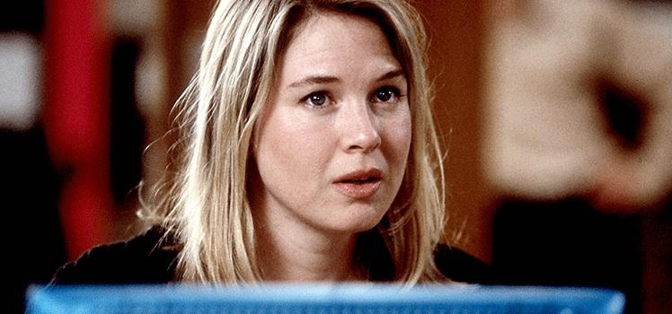 Bridget Jones's Diary: Renee Zelleweger. Photo: AAP