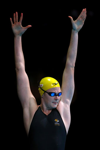 Cate Campbell. Photo: Getty