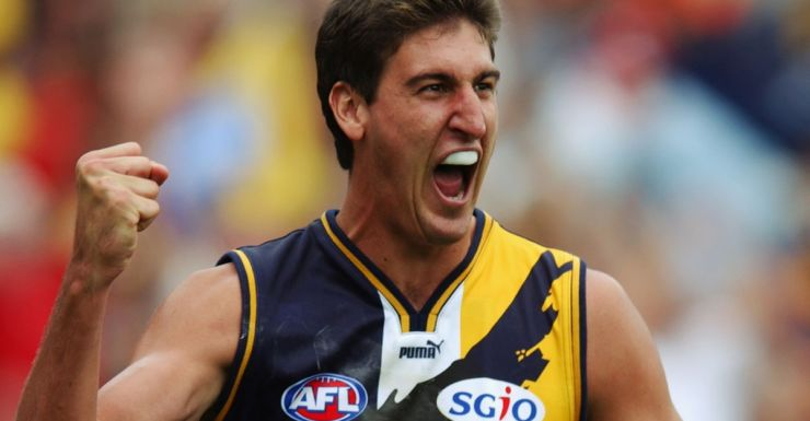 Dean Cox's glittering career is almost over.