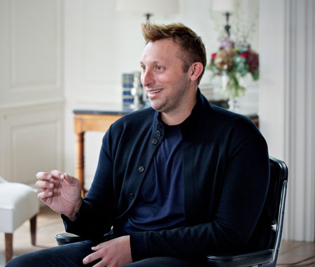 """I don't want young people to feel the same way that I did."" Ian Thorpe during his interview with Michael Parkinson. Photo: Getty"