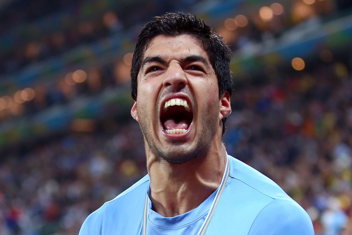 Like many athletes, Luis Suarez did not take responsibility for his actions.
