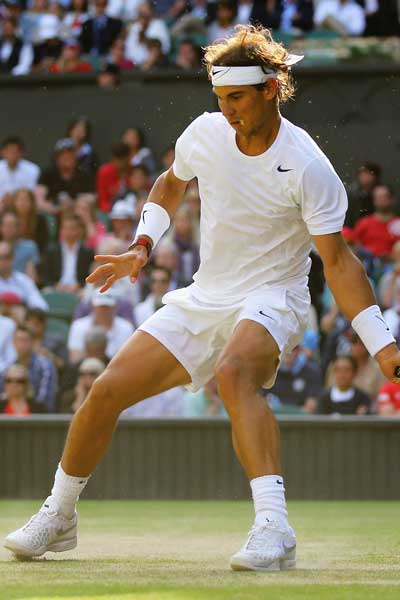 Young Gun Kyrgios Overpowers Nadal The New Daily