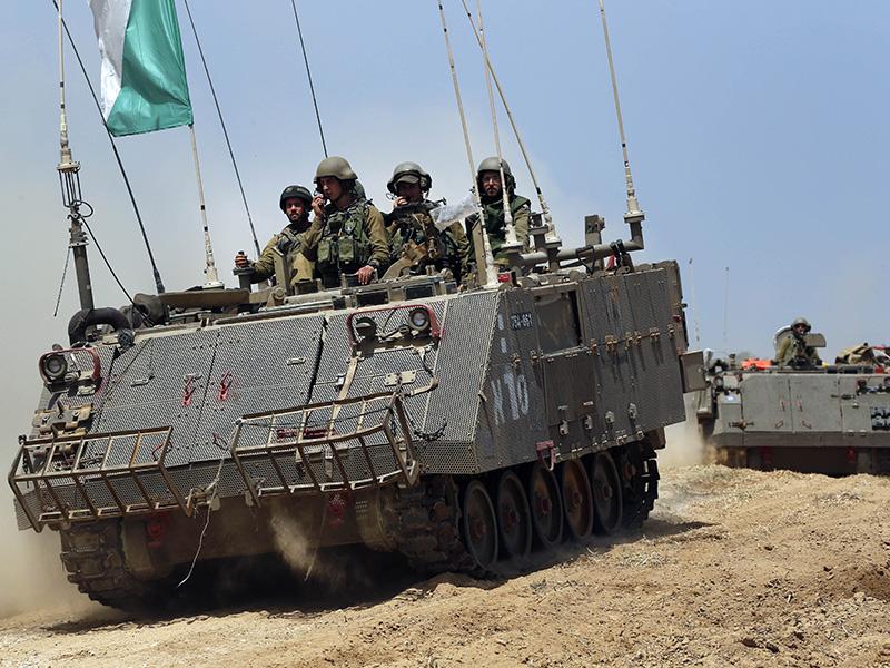 Mideast Israel Palestinians