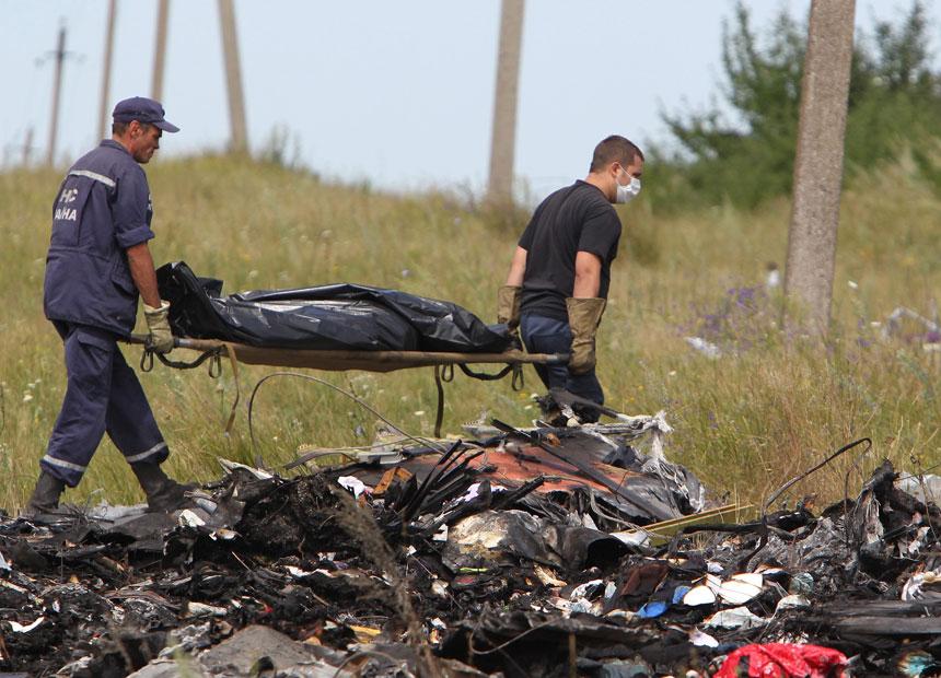 MH17 body