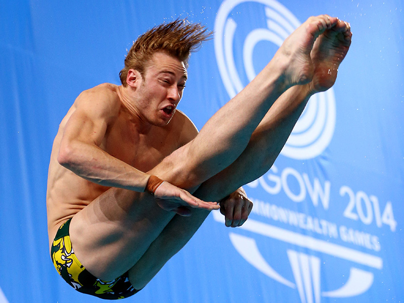 Matthew Mitcham won hearts and gold at the 2008 Olympics. It was downhill after that.
