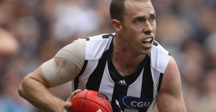 The Nick Maxwell that Collingwood fans should remember.