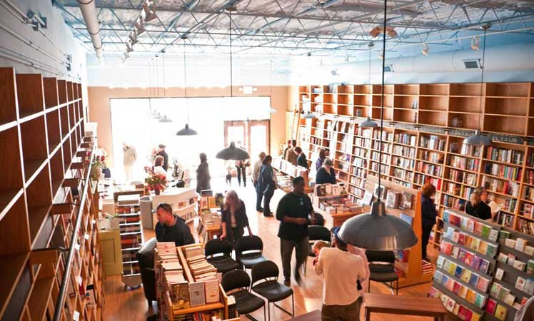Melbourne Bookstore On World S Coolest List The New Daily