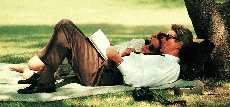 Pretty Woman: Julia Roberts and Richard Gere. Photo: AAP