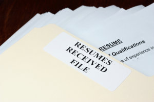 Cover letters are still important. Source: Shutterstock