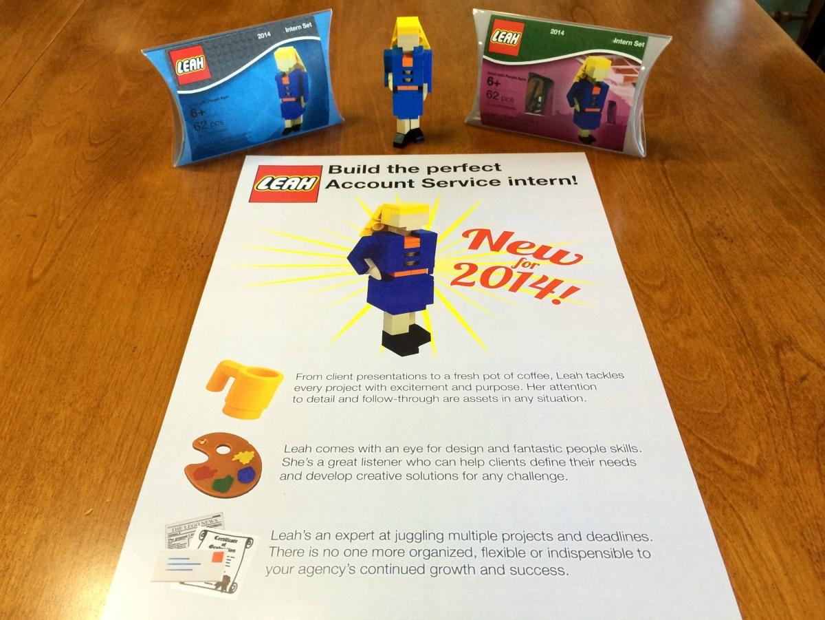 Lego intern