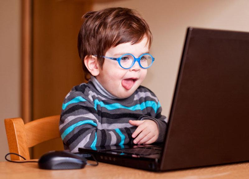 kid computer glasses