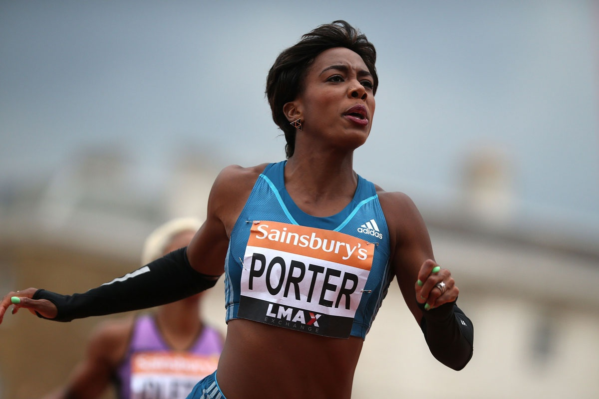 Tiffany Porter is a strong chance to take Sally Pearson's crown.