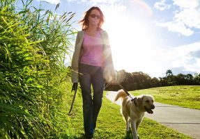 The routine and consistency around caring for pets can be helpful.
