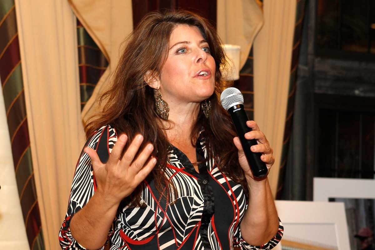 Naomi Wolf has been a persistent critic of Israel.