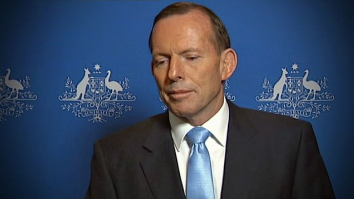 """Tony Abbott says the Government will crack down on """"terrorism tourism"""""""
