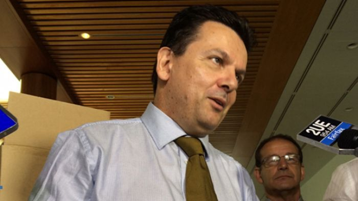 Nick Xenophon says cutting research funding would be a provocative move.