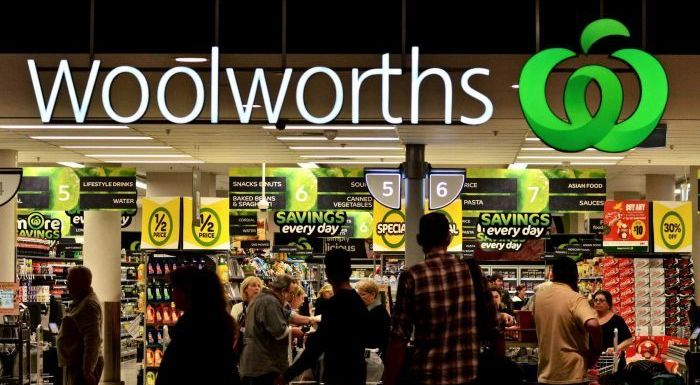 Analysts suspect Woolworths has lifted grocery margins to offset hardware losses.