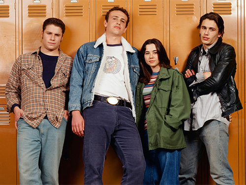 Supplied Freaks and Geeks