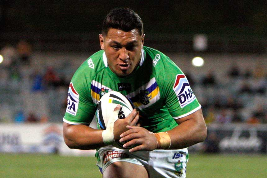 Josh Papalii drink driving
