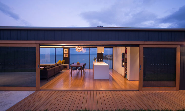 Mays Beach House By Preston Lane Architects