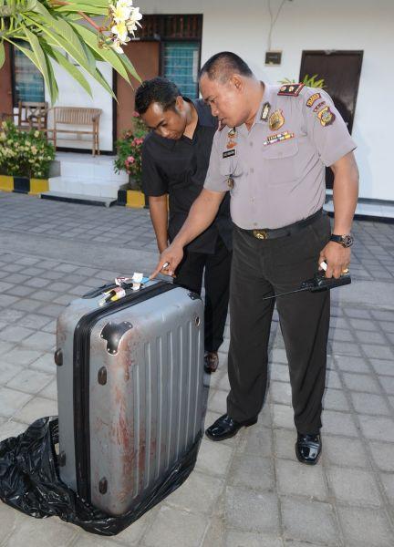 bali body suitcase
