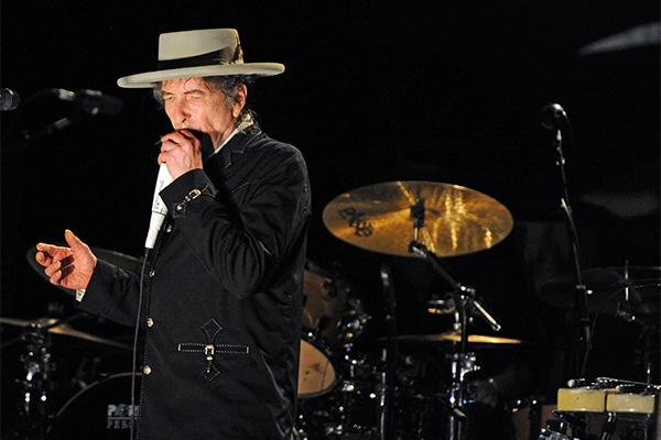 Bob Dylan - Getty