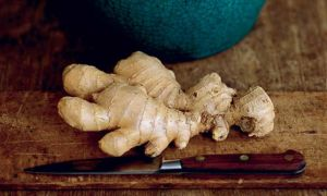 Ginger is spicy with anti-inflammatories.