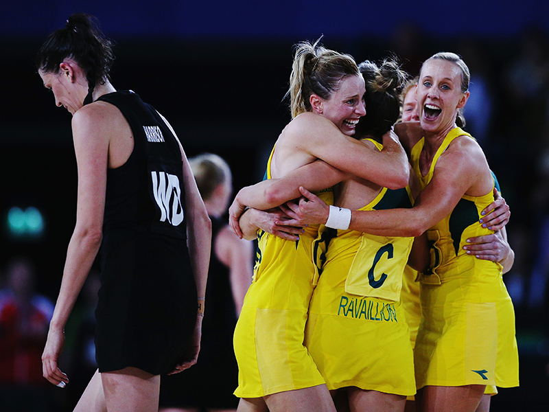 20th Commonwealth Games - Day 11: Netball