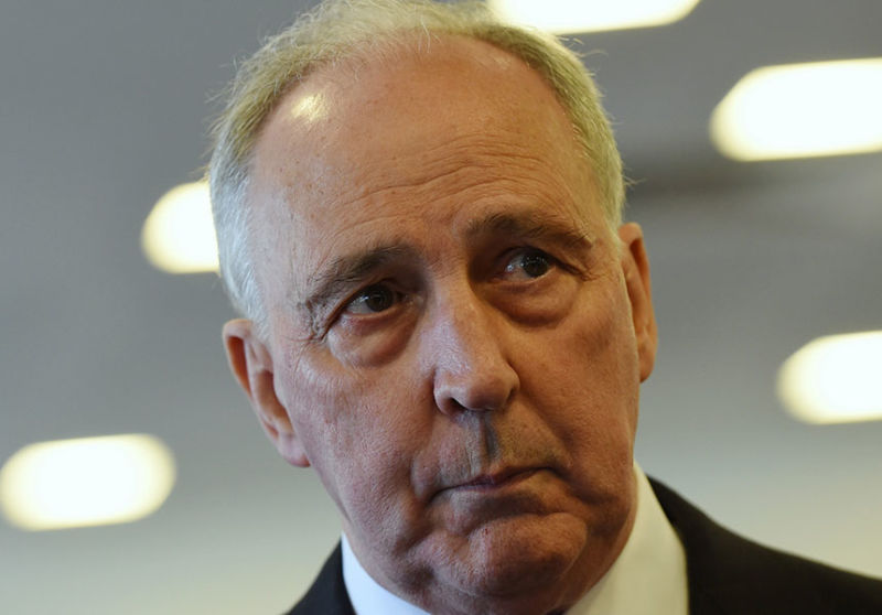 Paul Keating Australia China