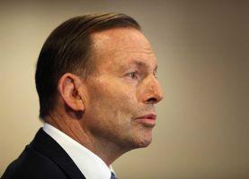 Abbott spoke with Mr Obama by telephone.