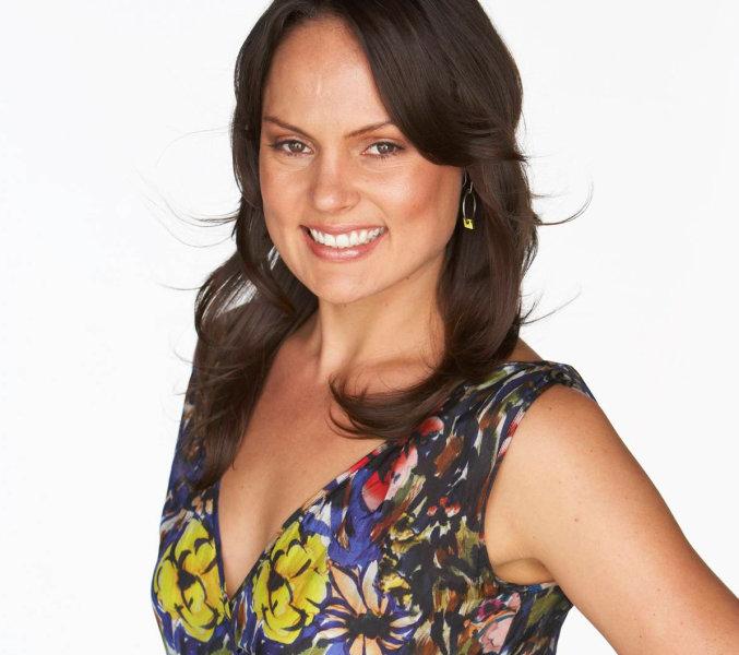 Celebrity nutritionist Zoe Bingley-Pullin