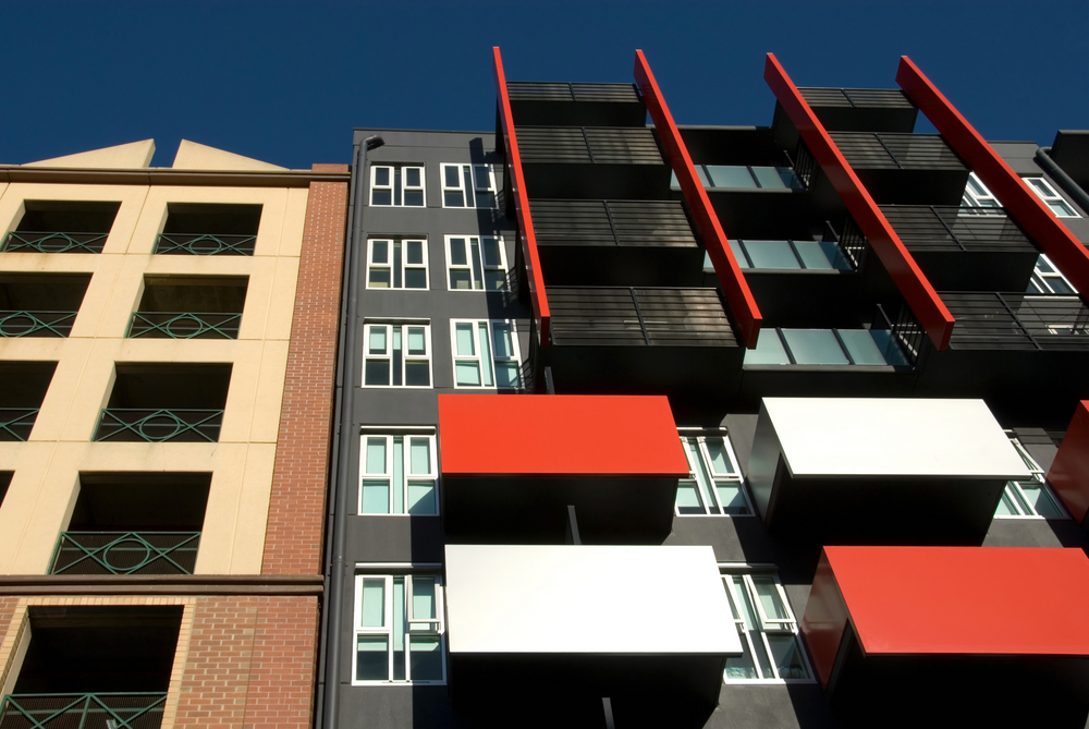 Melbourne apartment housing