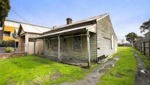 Richmond house property decaying