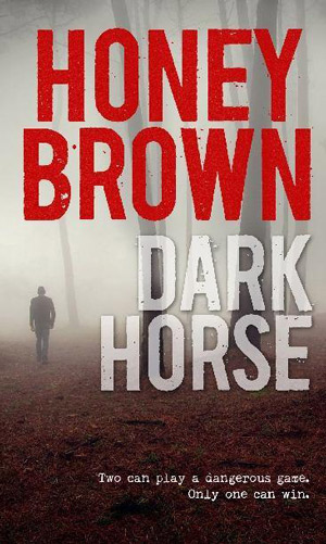 Daark Horse was the winner of the 2014 Davitt Awards for best book. Photo: Supplied