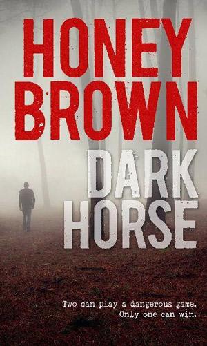 Daark Horse was the winner of the 2014 Davitt Awards for best book. Photo: Supplied