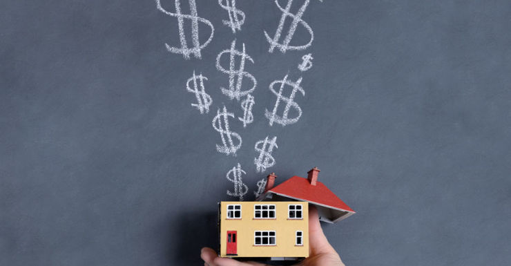 how to buy a house with no money saved
