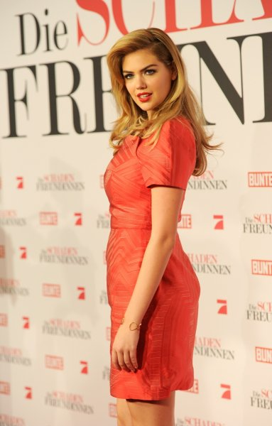 Model Kate Upton was one of the women targeted by hackers.