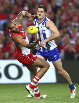Sydney's preliminary final opponent was the sixth best team in the competition. Photo: Getty
